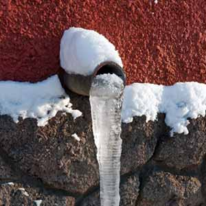 Frozen pipe thawing in Chicago, IL